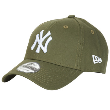 Dodatki Czapki z daszkiem New-Era LEAGUE ESSENTIAL 9FORTY NEW YORK YANKEES Kaki