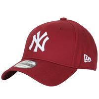 Dodatki Czapki z daszkiem New-Era LEAGUE ESSENTIAL 9FORTY NEW YORK YANKEES Czerwony