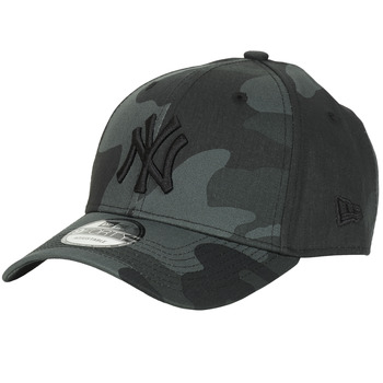 Dodatki Czapki z daszkiem New-Era LEAGUE ESSENTIAL 9FORTY NEW YORK YANKEES Camouflage / Szary
