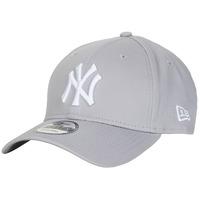 Dodatki Czapki z daszkiem New-Era LEAGUE BASIC 9FORTY NEW YORK YANKEES Szary / Biały