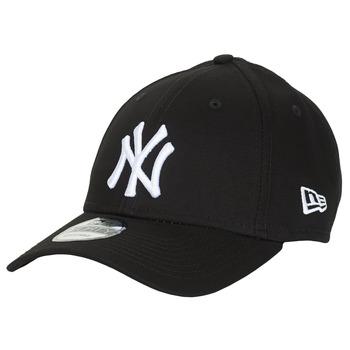 Dodatki Czapki z daszkiem New-Era LEAGUE BASIC 9FORTY NEW YORK YANKEES Czarny / Biały