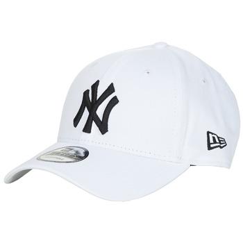 Dodatki Czapki z daszkiem New-Era LEAGUE BASIC 9FORTY NEW YORK YANKEES Biały / Czarny