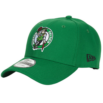 Dodatki Czapki z daszkiem New-Era NBA THE LEAGUE BOSTON CELTICS Zielony
