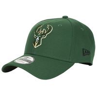 Dodatki Czapki z daszkiem New-Era NBA THE LEAGUE MILWAUKEE BUCKS Zielony