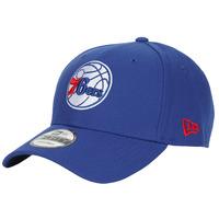 Dodatki Czapki z daszkiem New-Era NBA THE LEAGUE PHILADELPHIA 76ERS Niebieski