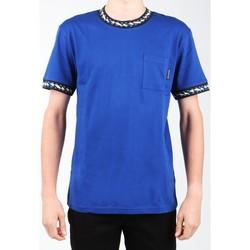 tekstylia Męskie T-shirty z krótkim rękawem DC Shoes T-shirt DC EDYKT03372-BYB0 granatowy