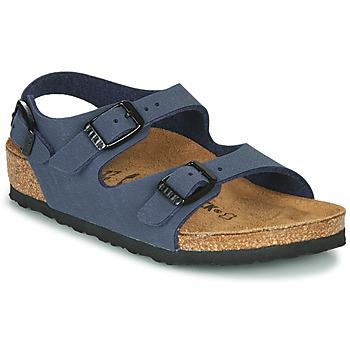 Buty Chłopiec Sandały Birkenstock ROMA Marine