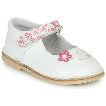 Buty Dziewczynka Baleriny André ISABELLA Biały