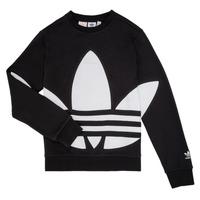 tekstylia Dziecko Bluzy adidas Originals BRIGDA Czarny