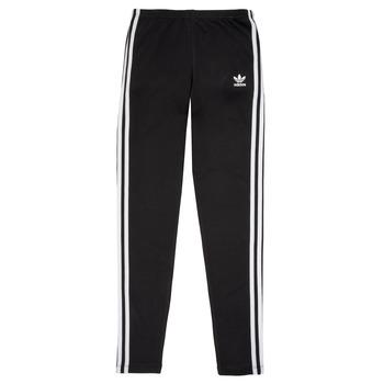 tekstylia Dziewczynka Legginsy adidas Originals BRIDGER Czarny