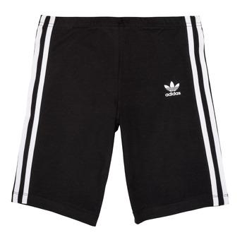 tekstylia Dziecko Szorty i Bermudy adidas Originals EDDY Czarny