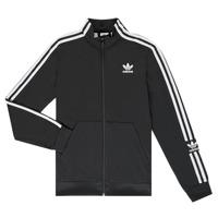 tekstylia Chłopiec Bluzy dresowe adidas Originals MARIEME Czarny