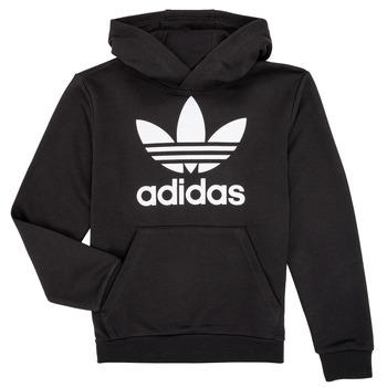 tekstylia Dziecko Bluzy adidas Originals ZACK Czarny