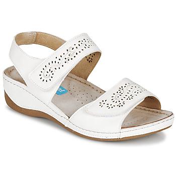Buty Damskie Sandały Damart MILANA Biały