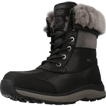 Buty Damskie Śniegowce UGG UFF ADIRONDACK BOOT Czarny