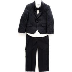 tekstylia Dziecko Komplet Luciano Soprani COML281 Niebieski