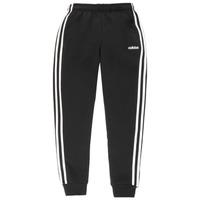 tekstylia Chłopiec Spodnie dresowe adidas Performance NOTRIZ Czarny