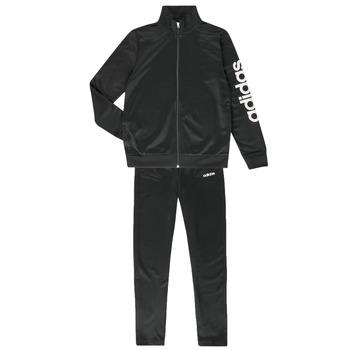 tekstylia Chłopiec Zestawy dresowe adidas Performance GOMEZ Czarny