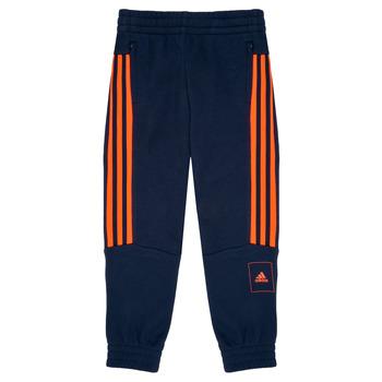 tekstylia Chłopiec Spodnie dresowe adidas Performance PERIOLRI Marine