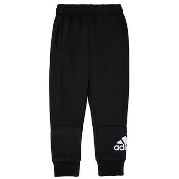 tekstylia Chłopiec Spodnie dresowe adidas Performance MARTA Czarny