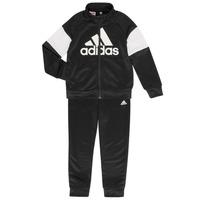 tekstylia Chłopiec Zestawy dresowe adidas Performance AMAURY Czarny