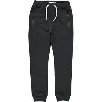 tekstylia Chłopiec Spodnie dresowe Name it NKMHONK Czarny
