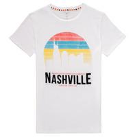 tekstylia Chłopiec T-shirty z krótkim rękawem Name it NKMDPOPS Biały
