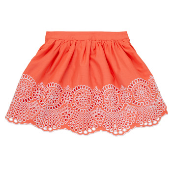 tekstylia Dziewczynka Spódnice Carrément Beau REDA Różowy