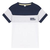 tekstylia Chłopiec T-shirty z krótkim rękawem 3 Pommes NORA Biały