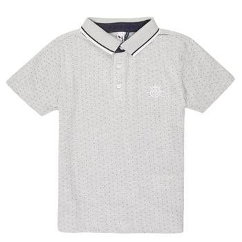 tekstylia Chłopiec Koszulki polo z krótkim rękawem 3 Pommes MADYSON Marine