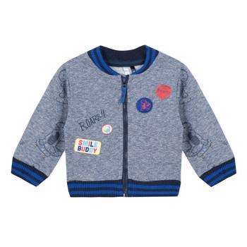 tekstylia Chłopiec Bluzy 3 Pommes VALENTIN Niebieski