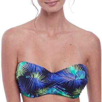 tekstylia Damskie Bikini: góry lub doły osobno Fantasie FS6732 INK Niebieski