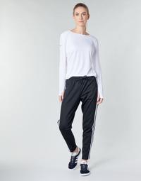 tekstylia Damskie Spodnie dresowe adidas Performance W ID 3S Snap PT Czarny