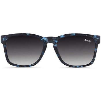 Zegarki & Biżuteria  okulary przeciwsłoneczne The Indian Face Free Spirit Niebieski