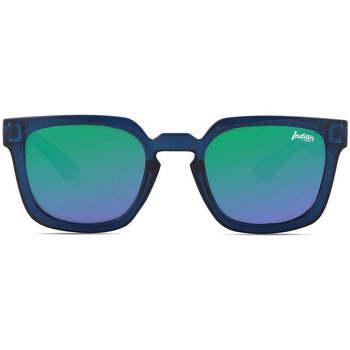 Zegarki & Biżuteria  okulary przeciwsłoneczne The Indian Face Tarifa Niebieski