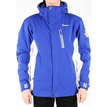 tekstylia Męskie Kurtki wiatrówki Rossignol Kurtka narciarska  RL2MJ45-758 biały, niebieski