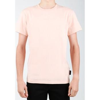 tekstylia Męskie T-shirty z krótkim rękawem DC Shoes T-shirt DC SEDYKT03376-MDJ0 pomarańczowy