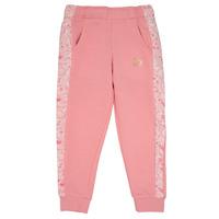 tekstylia Dziewczynka Spodnie dresowe Puma MONSTER SWEAT PANT GIRL Różowy