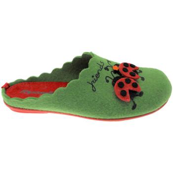 Buty Damskie Obuwie domowe Riposella RIP4575ve verde