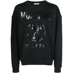 tekstylia Męskie Bluzy Love Moschino ZA1704 Czarny