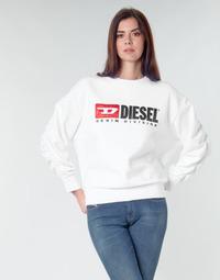 tekstylia Damskie Bluzy Diesel F-ARAP Biały