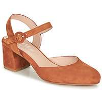 Buty Damskie Czółenka Betty London MALINE Camel
