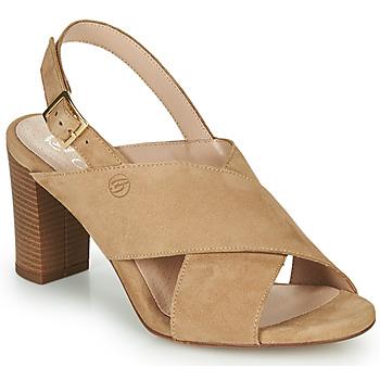 Buty Damskie Sandały Betty London MARIPOL Beżowy
