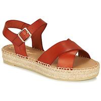Buty Damskie Sandały Betty London MIZOU Brązowy