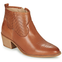Buty Damskie Botki Betty London MARILENE Camel