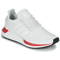 Buty Męskie Trampki niskie adidas Originals SWIFT RUN Biały / Czerwony