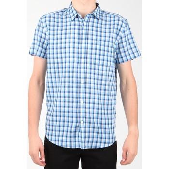 tekstylia Męskie Koszule z krótkim rękawem Wrangler Koszula  S/S 1 PKT Shirt W5860LIRQ Wielokolorowy