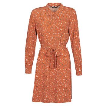 tekstylia Damskie Sukienki krótkie Vero Moda VMTOKA Rouille