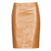 tekstylia Damskie Spódnice Betty London MILDA Cognac