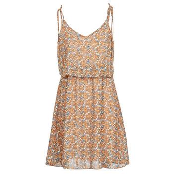 tekstylia Damskie Sukienki krótkie Betty London MINDI Wielokolorowe